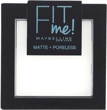 Maybelline Fit Me Matte & Poreless Powder Translucent