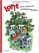 Lotte, Jonas og Mia fra Spektakelmagergade - Indbundet