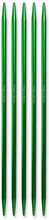 Pony strømpepinde - Nr. 4,5 - Mellemgrøn