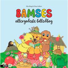 Bamses allergodeste billedbog - Indbundet