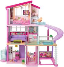 Barbie Drömhus Dockskåp med Rutschkana FHY73