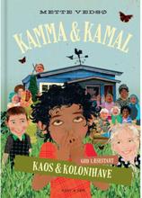 Kaos og kolonihave - Kamma & Kamal 2 - Indbundet