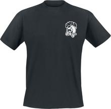 Unfair Athletics - Punchingball -T-skjorte - svart