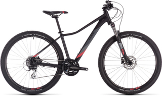 Cube Access WS Exc MTB Hardtail Dame Svart 16