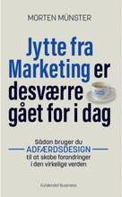 Jytte fra marketing er desværre gået for i dag - Hæftet