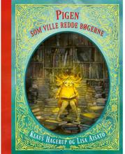 Pigen som ville redde bøgerne - Indbundet