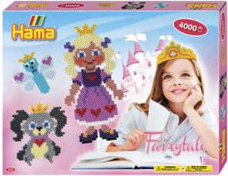 Hama Midi perlesæt - Fairytale - 4.000 stk.