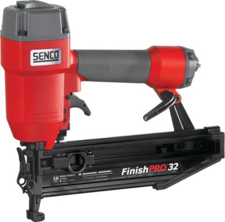 Senco Dykkertpistol Finish Pro 32
