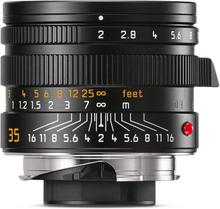 Leica M 35/2,0 APO-Summicron ASPH. Svart (11699), Leica