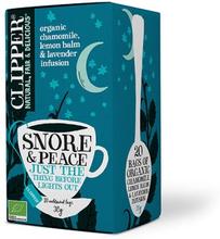Clipper Snore & Peace Bio Tee 20 Beutel