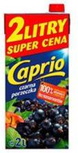 Caprio - Napój czarna porzeczka
