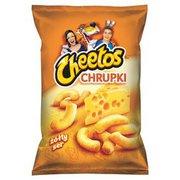 Cheetos - Cheese chrupki kukurydziane o smaku sera