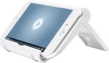 Linocell Stativ for mobiltelefon og nettbrett Hvit