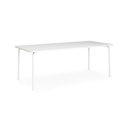 Normann Copenhagen - My Table Bord 200x74x90cm, Hvit