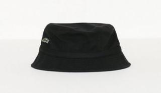 Lacoste Bob Hat Hatte Black