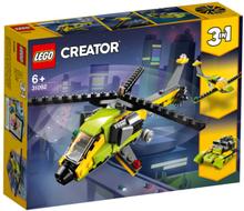 LEGO Creator Helikoptereventyr
