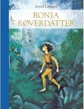Ronja Røverdatter - Gaveudgave - Indbundet