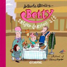 Betty sælger (næsten) alt - Betty 4 - Indbundet