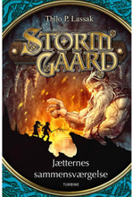 Jætternes sammensværgelse - Stormgaard 3 - Hardback