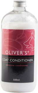Olivers Coat Conditioner til kæledyr - 500 ml