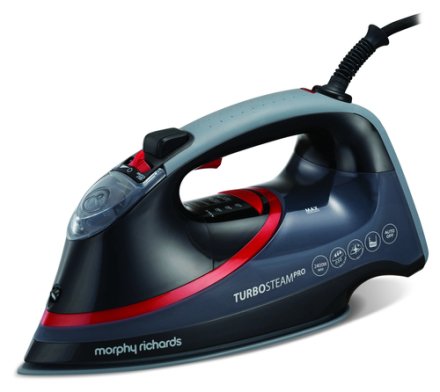 Morphy Richards Turbosteam PRO. 1 stk. på lager