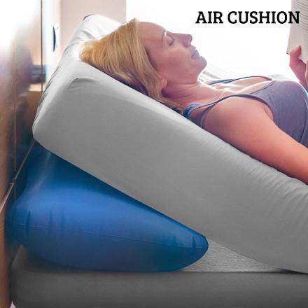 Uppblåsbar kudde för madrasser Air Cushion