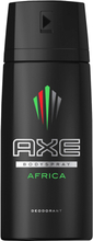 Bodyspray Axe Africa - 37% rabatt