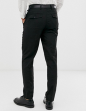 French Connection Skinny Fit Trousers-Black