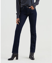 Levi's Bottoms 724 HIGH RISE STRAIGHT TO THE NINE