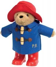 Paddington bjørn med støvler 22 cm.- orginal engelsk bjørn