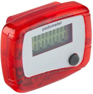 eStore Mini Stegräknare - Röd
