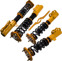 Compatible for Toyota Camry 1992-2001 Solara Avalon 1999-2003 Coilover Spring Shock Struts