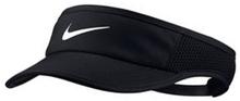 Nike Aerobill Featherlight Women Visor Black