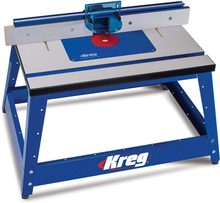 Kreg PRS2100 Fräsbord kort parallellanslag