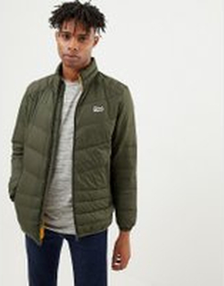 Jack & Jones Originals puffer jacket - Forest night