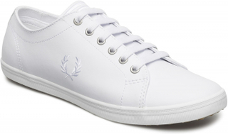 FRED PERRY Kingston Leather Vit Herr (41)