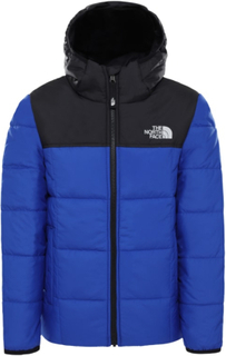 The North Face Boy's Reversible Perrito Jacket Barn øvrige varmefôrede jakker Blå M