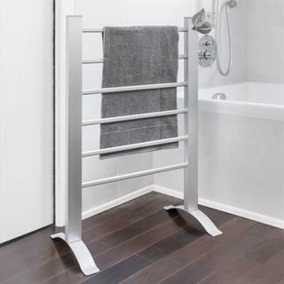 Elektrisk håndkletørker - crome