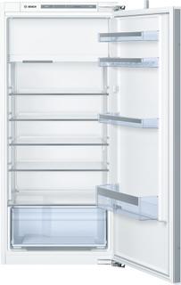 Bosch Integrert kjøleskap med fryseboks, nisjehøyde 123 cm Helin