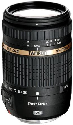 Tamron 3,5-6,3/18-270 DI SO/AF II PZD