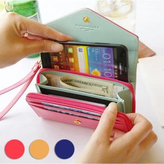 Smart mobil lommebok / veske - fargevalg