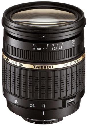 Tamron SP 2,8/17-50 DI II P/AF