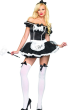 French Maid Fifi Kostyme