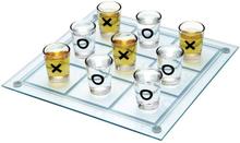 Mølle - Tic Tac Toe - 3 på rad drikkespill