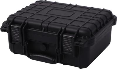 vidaXL Skyddande utrustningsväska 35x29,5x15 cm sv