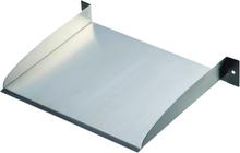 Ubbink Platta i Rostfritt stål för trädgårdsvattenfall 6x30x25 cm