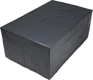Nature overtræk 6030603 til havemøbler, 90x325x205 cm, PE, mørkegrå