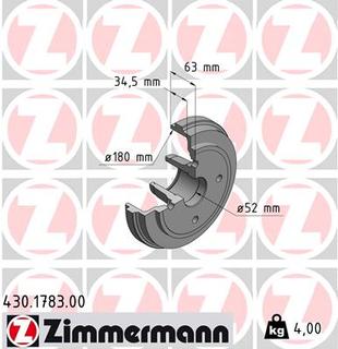 Bromstrumma ZIMMERMANN 430.1783.00