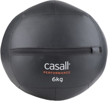 Casall PRF Work Out Ball 6kg träningsredskap Sort OneSize