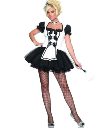Miss Maid Kostyme